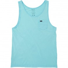 RVCA PTC Fade Tank Top - Nile Blue