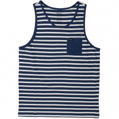 RVCA Mana Tank Top - Dark Denim
