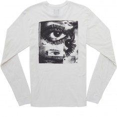 RVCA Side Eyes Shirt - Antique White