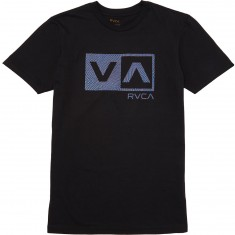 RVCA Warped Dotty T-shirt - Black