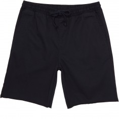 RVCA Dayshift Elastic Shorts - Pirate Black