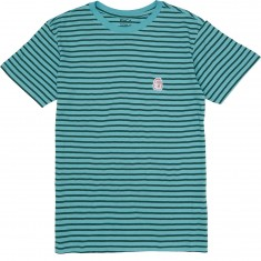 RVCA Barry Stripe T-Shirt - Cosmos