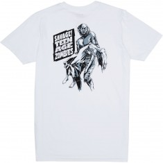 RVCA Teenage Zombies T-Shirt - White