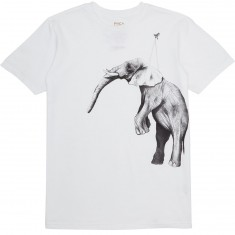 RVCA Balance Of Opposites T-Shirt - White
