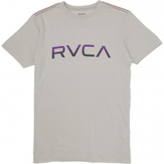 RVCA Big RVCA Gradient T-Shirt - Warm Grey