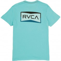 RVCA Rereds T-Shirt - Maui Blue
