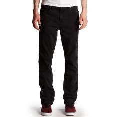 RVCA Daggers Denim Pants - Worn Black