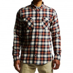 RVCA Thatll Work Flannel Shirt - Sunshine