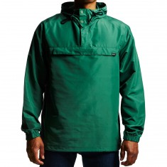 RVCA Packaway Anorak Jacket - Green Ivy