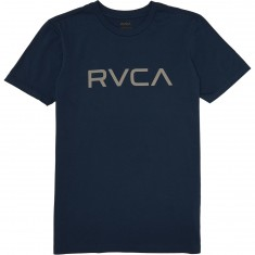 RVCA Big RVCA T-Shirt - Federal Blue