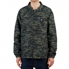 RVCA VA All The Way Coach Jacket - Camo
