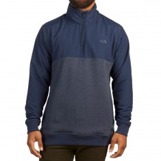 RVCA Top Off Sweatshirt - Federal Blue