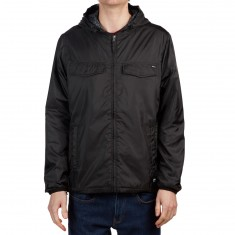 RVCA Tracer Jacket Jacket - Pirate Black