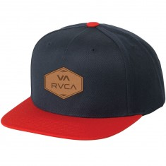 RVCA What Snapback Hat - Navy