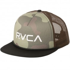 RVCA Foamy Trucker Hat - Camo