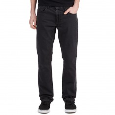 RVCA Daggers Denim Pants - Vintage Black