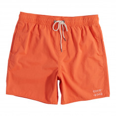RVCA Horton Elastic Boardshorts - Dirty Orange