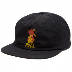 8a55bce9b79621 RVCA Graphic Pack Hat - Black
