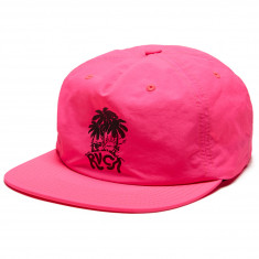 b2d80b61f09450 RVCA Graphic Pack Hat - Hot Pink