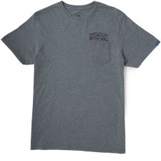 Vans Since 66 Pocket T-Shirt - Heather Grey