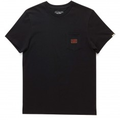 Vans GC Pocket T-Shirt - Black