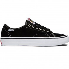 Vans AV Classic Pro Shoes - Black/White