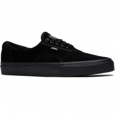 Vans Rowley Solos Shoes - Black/Black/Black