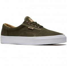 Vans Rowley Solos Shoes - Grape Leaf/Khaki