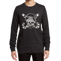Vans Van Doren Holidaze Sweater - Black Heather