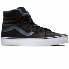 Vans SK8-Hi Reissue Shoes - Black/Dark Slate