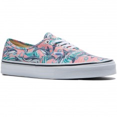 Vans Original Authentic Shoes - Dolphins/Desert Flower