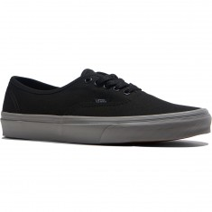 Vans Original Authentic Shoes - Black/Frost Grey