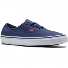 Vans Original Authentic Shoes - Crown Blue/True White