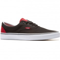 Vans Era Shoes - Pop Chili/Pepper Black