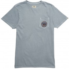 Vans Bear Patch T-Shirt - Quarry