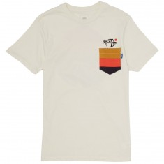 Vans Sun Sets Pocket T-Shirt - Turtle Dove
