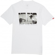 Vans Push Through II T-Shirt - White