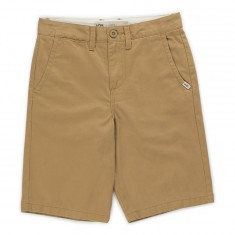 Vans Authentic Shorts - New Mushroom Brown