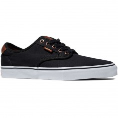 Vans Chima Ferguson Pro Shoes - Brushed Twill Black