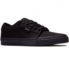 73d64727001b4f Vans Chukka Low Shoes - Blackout