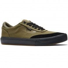 Vans Gilbert Crockett Pro 2 Shoes - Ivy Green/Black