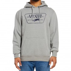 Vans Full Chain Pullover Hoodie - Cement Heather