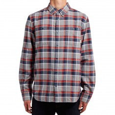 Vans Atmore Long Sleeve Shirt - New Charcoal