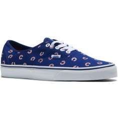 Vans Authentic MLB Shoes - Chicago/Cubs/Blue