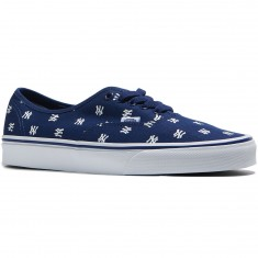 Vans Authentic MLB Shoes - New York/Yankees/Navy