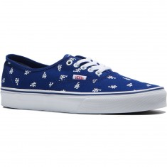 Vans Authentic MLB Shoes - Los Angeles/Dodgers/Blue