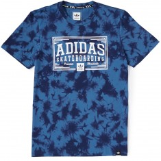 Adidas Crystal Toolkit T-Shirt - Blue/Blue/White