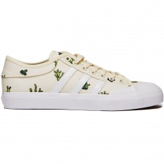 Adidas Matchcourt Shoes - Cactus/White/Gum