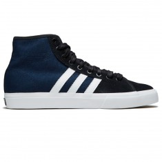 Adidas Matchcourt High RX Shoes - Collegiate Navy/White/Core Black
