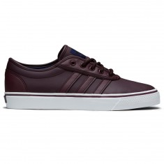 Adidas adi Ease Shoes - Dark Burgundy/White/Mystery Ink